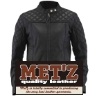 MET'Z:メッツ レザーパンツ・レザーパンツ