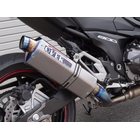 OVER TT-formula Full Titanium Slip-On Muffler