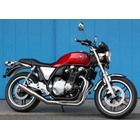 MORIWAKI ONE-PIECE Full Exhaust System Stainless Steel