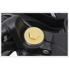 HONDA Fork bolt : Gold type