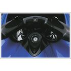 HONDA Center Cowl Cover/Carbon Type