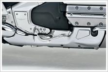 【HONDA】後下整流罩:鍍鉻型式 - 「Webike-摩托百貨」