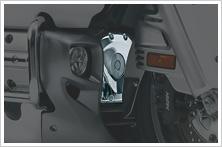 【HONDA】前罩:鍍鉻型式 - 「Webike-摩托百貨」