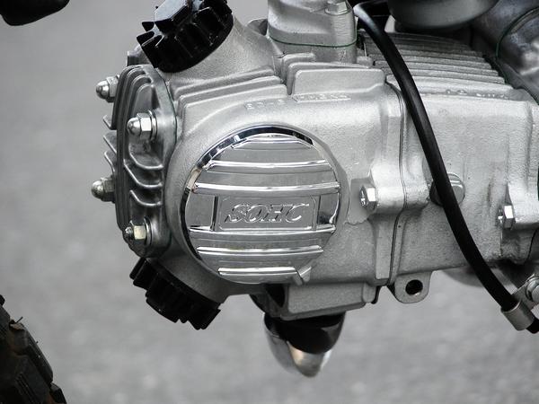 【KIJIMA】汽缸頭側裝飾蓋 - 「Webike-摩托百貨」
