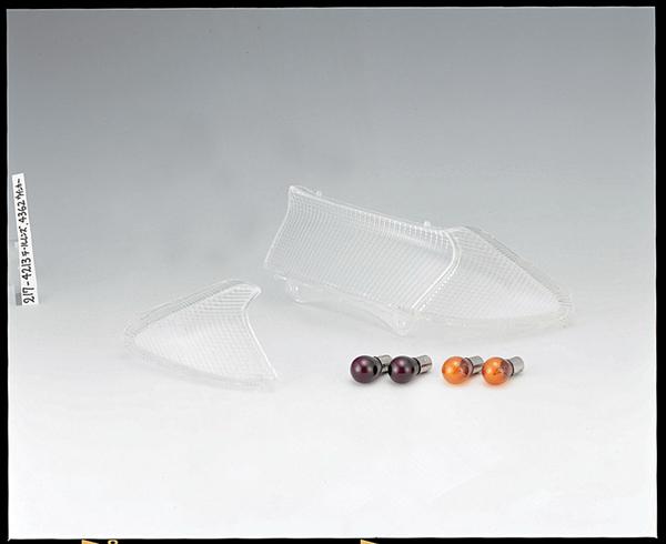 尾燈燈殼 透明 原廠型式