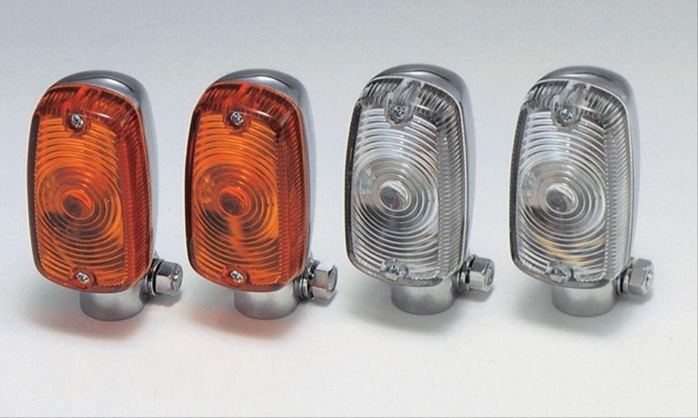 【KIJIMA】CS型式方向燈(2個組) - 「Webike-摩托百貨」