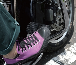 【KIJIMA】寬版煞車踏板蓋