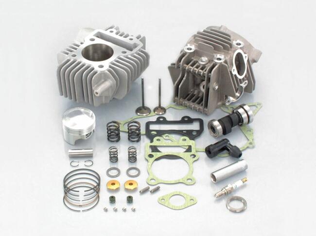 125cc ULTRA-SE 加大缸徑套件