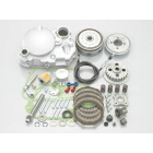 KITACO ULTRA Clutch kit type X (Silver Clutch cover)