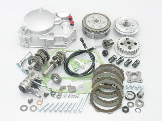 ULTRA傳動套件 X3-型式(銀色離合器蓋)