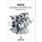 【JB POWER(BITO R&D)】CR-SPECIAL化油器調校手冊