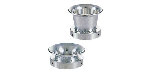 鋁合金切削加工喇叭口