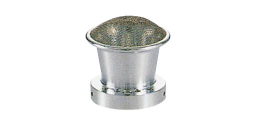鋁合金切削加工喇叭口(附螺絲)