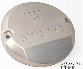 【JB POWER(BITO R&D)】鎂合金鍛造引擎飾蓋 - 「Webike-摩托百貨」