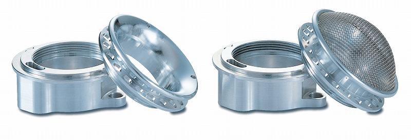 鋁合金切削加工分離式普通型空濾盒接管接管(內置型式)