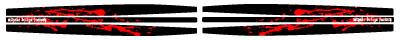 【MDF】貼紙組 Buratti 式樣 後搖臂貼紙組 - 「Webike-摩托百貨」