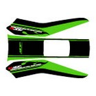 MDF FIREROAD MODEL Rear Fender Set