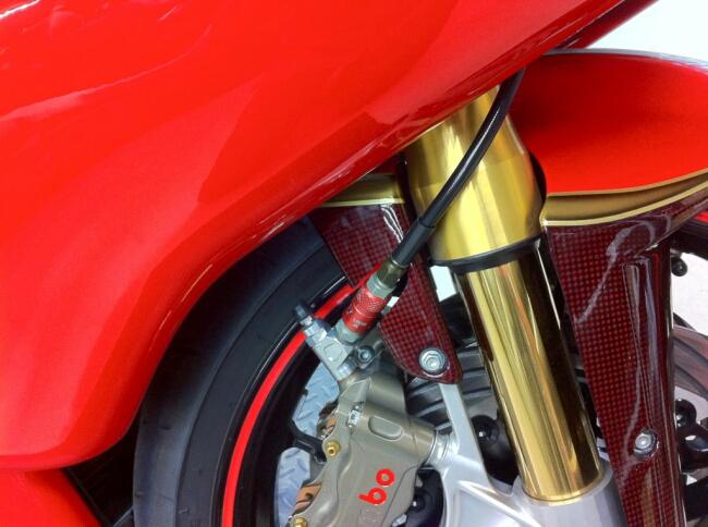 【N PROJECT】煞車油管轉接頭 (Stäubli對應) - 「Webike-摩托百貨」