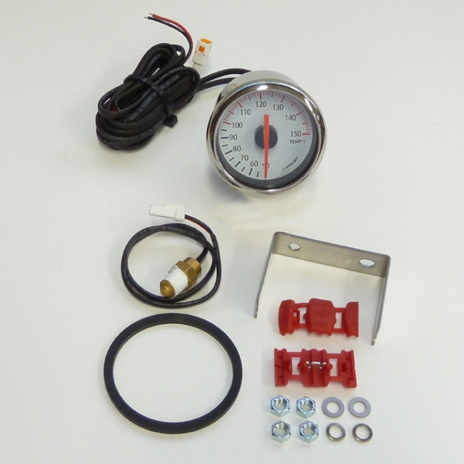 【N PROJECT】Φ52指針式溫度錶 - 「Webike-摩托百貨」