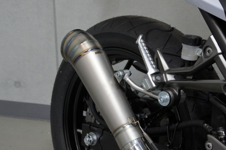 【TRICK STAR】雷神(短) 競賽型排氣管尾段  - 「Webike-摩托百貨」