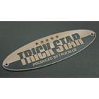 【TRICK STAR】TRICK STAR銘牌