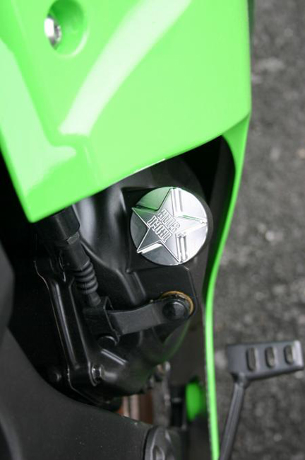 【TRICK STAR】機油加注口蓋 E型 - 「Webike-摩托百貨」