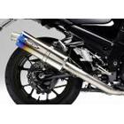 【TRICK STAR】Racing Well de Craft 排氣管尾段 (橢圓型消音器)