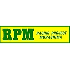RPM Sticker Yellow & Green Large