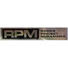 【RPM】貼紙 (銀色)