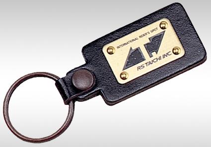 【RS TAICHI】TMark 鑰匙圈 黑色 - 「Webike-摩托百貨」
