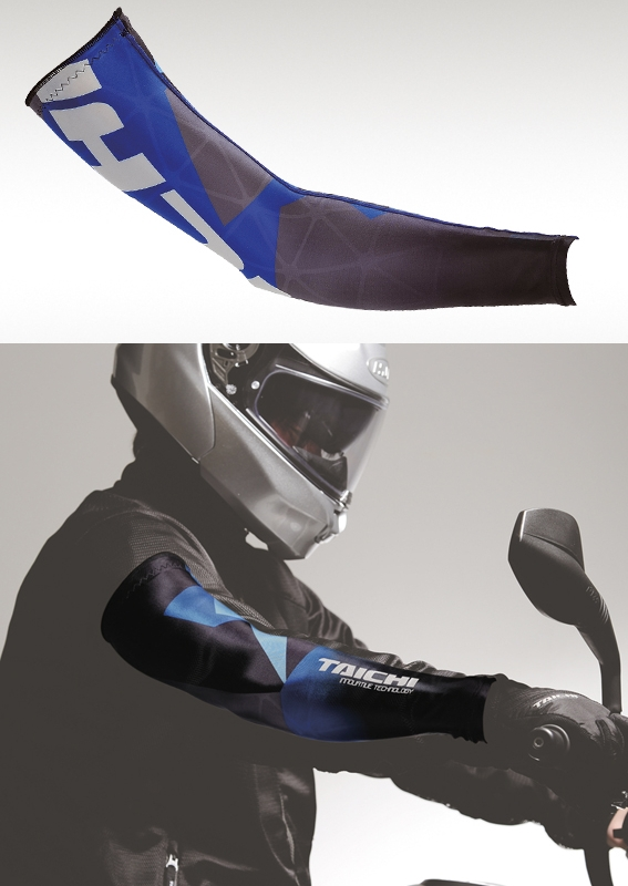 【RS TAICHI】cool ride 袖套 - 「Webike-摩托百貨」
