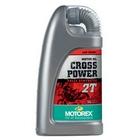 MOTOREX モトレックス/CROSS POWER 2T 2サイクルオイル  M/F3 [1L]