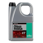 MOTOREX モトレックス/CROSS POWER 4T 4サイクルオイル  10W-50 [4L]