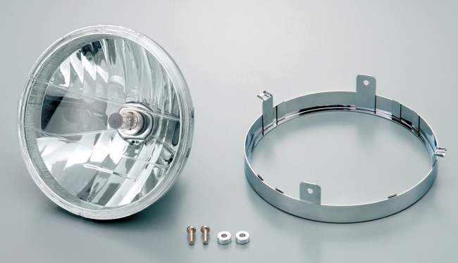 多反射鏡面大燈單元