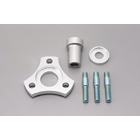 DAYTONA Sprocket attachment set