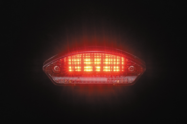 【DAYTONA】Sector 尾燈 - 「Webike-摩托百貨」