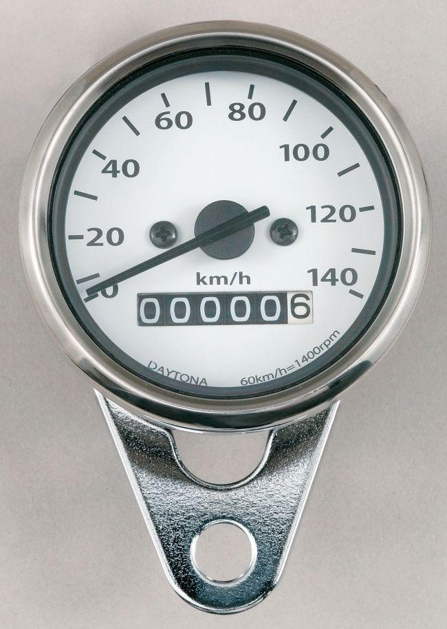 機械式速度錶(燈泡照明)