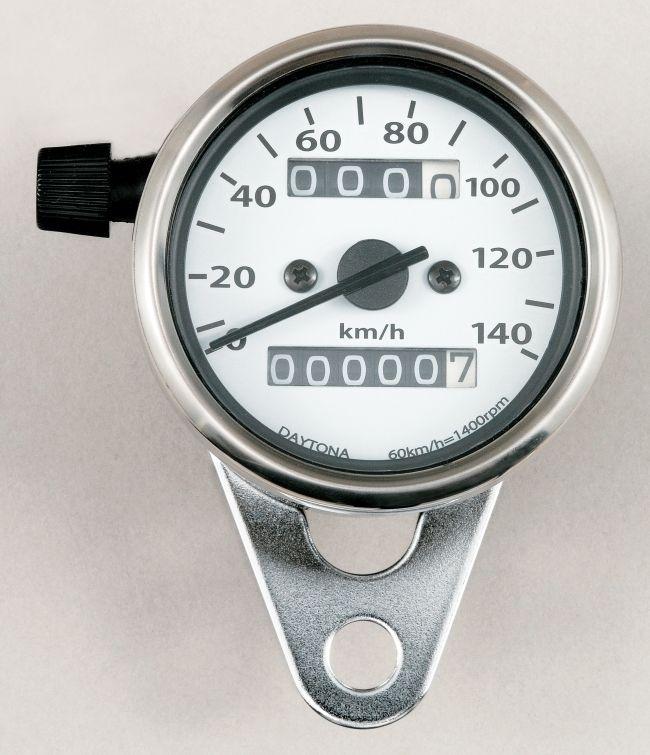機械式速度錶(LED照明)