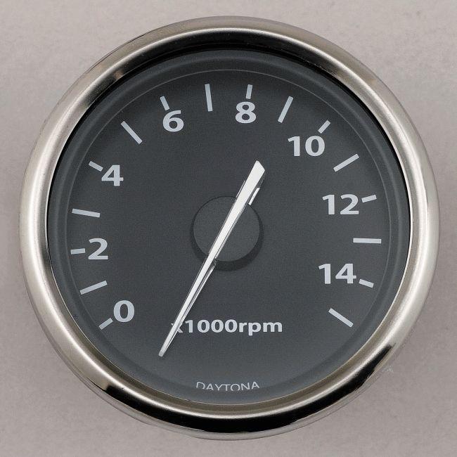電子式轉速儀錶(LED照明)