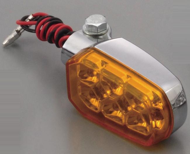 新型LED方向燈 Brilliant 方向燈