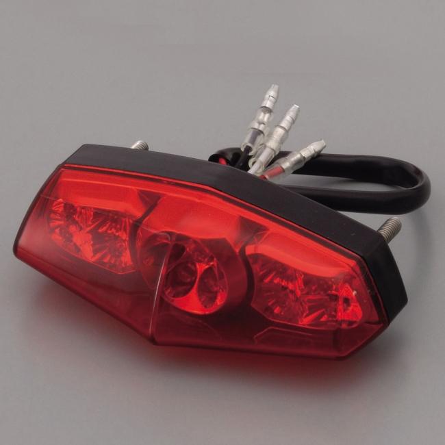 新型LED尾燈 Neo-Lucas tail