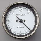 DAYTONA Φ 85 machine type LEDVintage meter