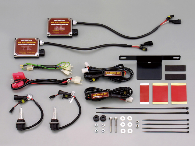 HID套件(車種專用插頭對接型式)