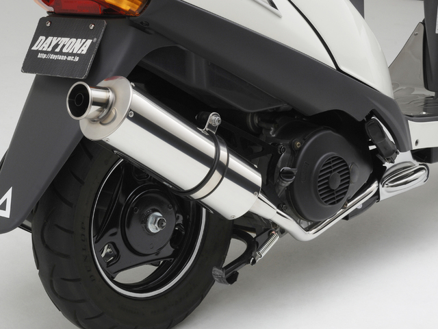 【DAYTONA】靜音型運動型全段排氣管 - 「Webike-摩托百貨」