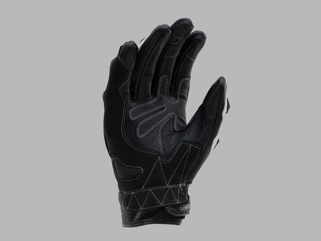 【HenlyBegins】HBG-004運動短手套II - 「Webike-摩托百貨」