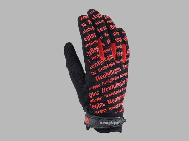 HBG-006 LOGO手套