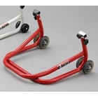 J Trip Red Short roller stands