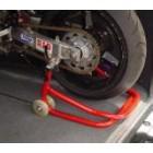 【J-TRIP】短滾輪後駐車架 (Receiving portion set) - 「Webike-摩托百貨」