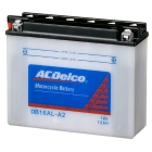 ACDelco ACデルコ/DB9-B 補水タイプバッテリー(電解液付属)