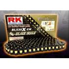 RK/BLブラックスケールシリーズチェーン BL520R-XW